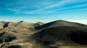 Φωτογραφίζοντας την κορυφή Άγιος Αντώνιος/2815m<br /><br />