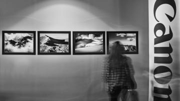 Έκθεση φωτογραφίας: Ματιές στο βουνό των θεών<br /><br />